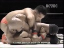 Бой Какихара и Аллен. Бушидо (Masahito Kakihara vs Bad News Allen)
