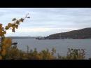 Мурманск Кольский залив Баренцево море п Мишуково Барабан видео