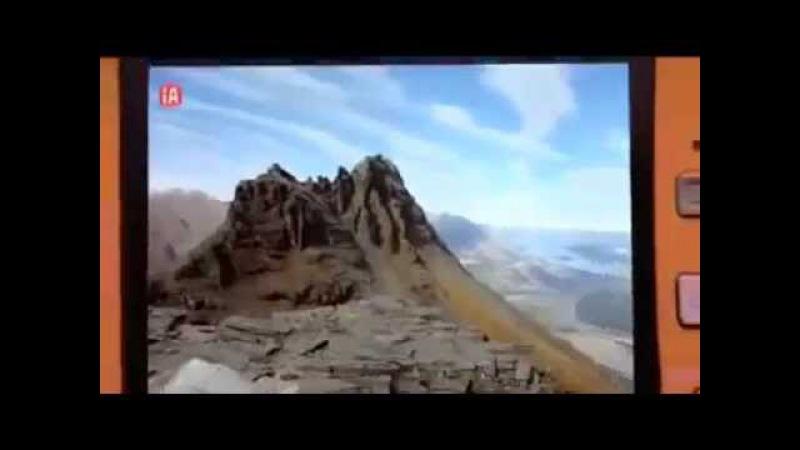 Фотоаппараты Lumix - Ошеломляющие приключения в горах!! Реклама Lumix.