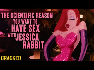 The Scientific Reason You Want to Have Sex with Jessica Rabbit