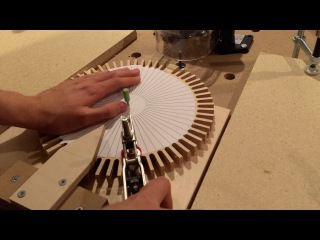 Making Wooden Gears with a Router
