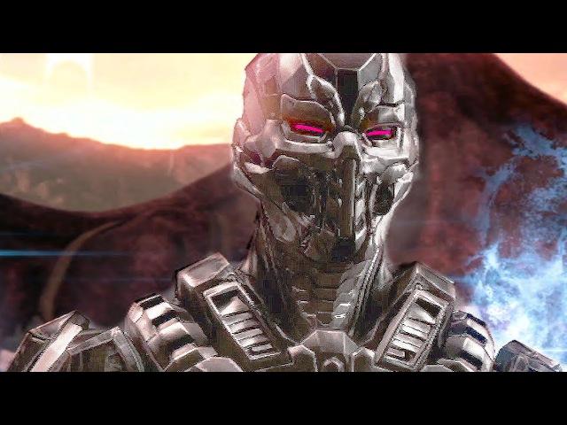 Mortal Kombat X Triborg Gameplay Smoke Variation Kombat Pack 2
