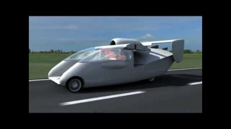 Carplane roadable aircraft concept