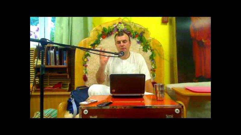 2015.07.13 Квалификация мадхьяма-адхикари Е. М, Радха-Говинда прабху II