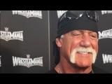 Hulk Hogan Talks Randy Savage | Sting | Roman Reigns | Wrestlemania