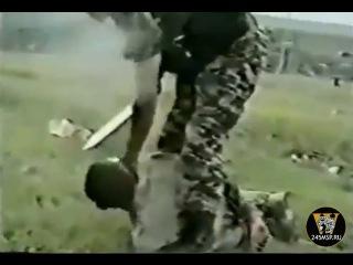 Дагестан, Тухчар 1999г. О казни 6 бойцов 22-й бригады ВВ.