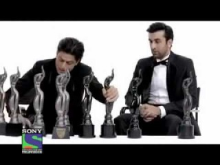 57th IDEA Filmfare Awards SRK & RK (ALL PROMOS )