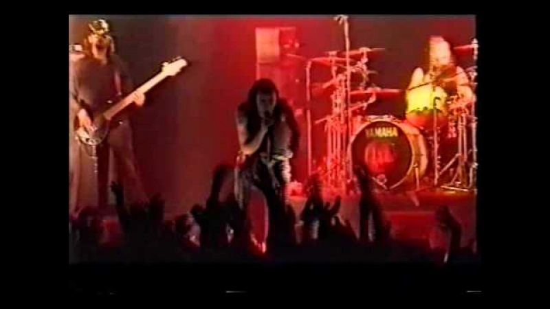 Moonspell - Live In Moscow 2002 (Full Concert)