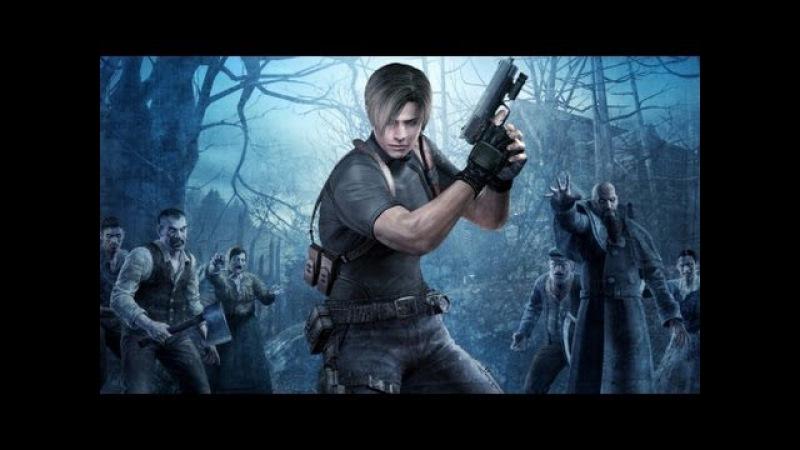 Resident Evil 4 обзор от РокДжокера
