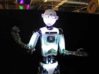 """Я на выставке """"Бал роботов"""""""