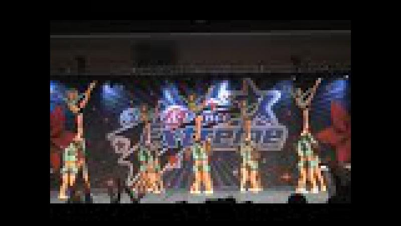 SSX 2016 Cheer Dance Extreme in Richmond