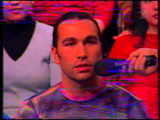 Анонс программы Большая стирка (Первый канал, 2003)