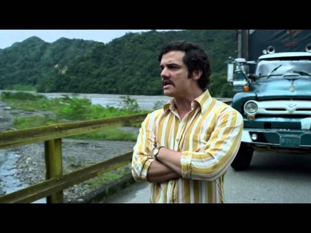 Narcos - Pablo Escobar: 'Yo soy Pablo Emilio Escobar Gaviria' - 'Plata.. o plomo?'