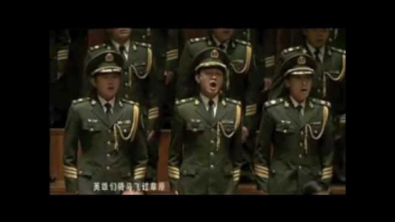草原呀草原 Полюшко-поле Polyushka Polye [汉语 Chinese version]