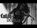Bad Romance (Lady Gaga) - Electric Violin Cover | Caitlin De Ville