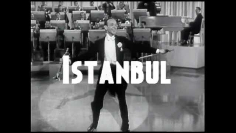 Bart Baker Istanbul (not Constantinople)