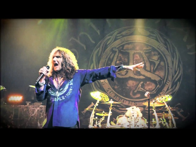 Whitesnake The Gypsy (Official Video) - The Purple Tour 2015