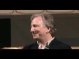 Алан Рикман на премьере фильма Bottle Shock во Флоренции часть2.mp4