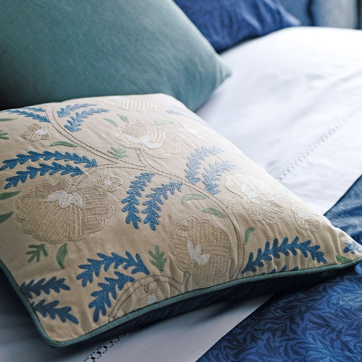 #Morris Эксклюзивные ткани для обивки - вышивка.