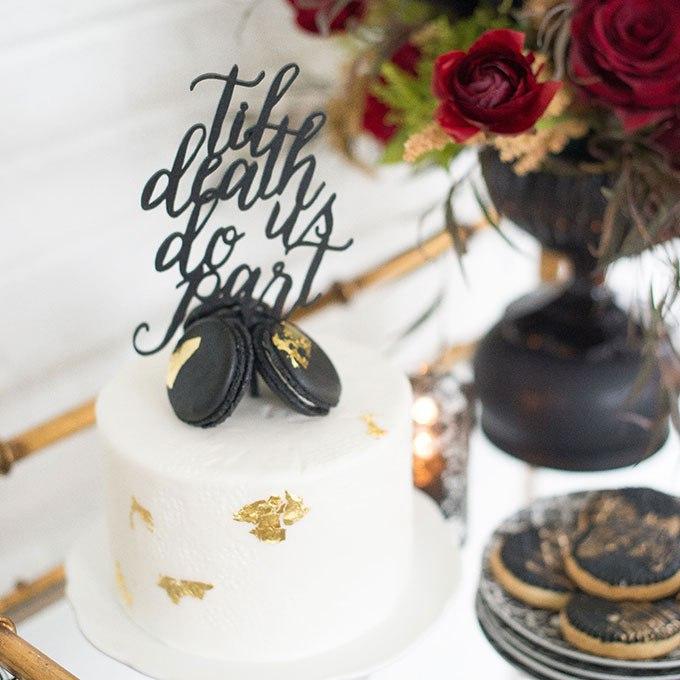 wbZflDlDvfw - 36 Красивейших одноуровневых свадебных тортов
