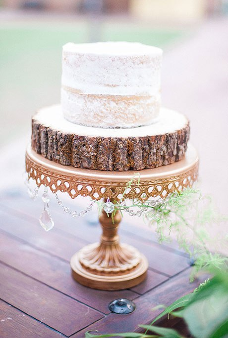 0AFZa3WSggA - 36 Красивейших одноуровневых свадебных тортов