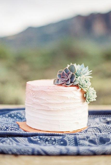 48n4 7v gGc - 36 Красивейших одноуровневых свадебных тортов