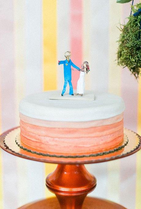 wgNUTKgMNxI - 36 Красивейших одноуровневых свадебных тортов