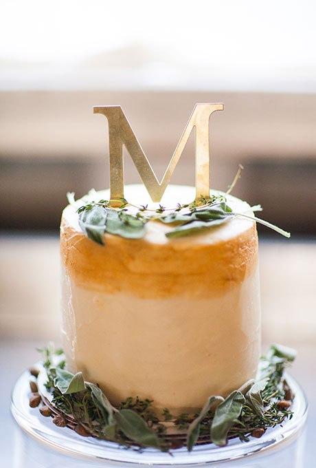 UCAxaqRuvM0 - 36 Красивейших одноуровневых свадебных тортов