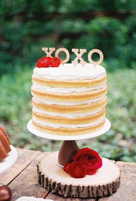 gmRoUKYUGVI - 36 Красивейших одноуровневых свадебных тортов