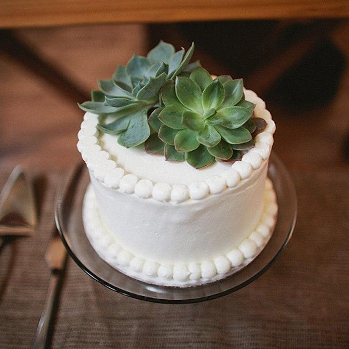 zEoV kYwvuw - 36 Красивейших одноуровневых свадебных тортов