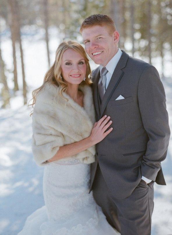 n ZEnE a3 U - Зимняя свадьба Адама и Эмили