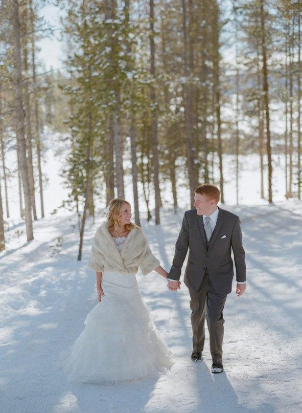 wtmvNgxgSAk - Зимняя свадьба Адама и Эмили