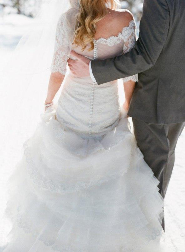 3CBDcfYDuFg - Зимняя свадьба Адама и Эмили