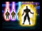 Черепашки Ниндзя 2003 - TMNT VS Shredders
