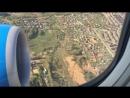 Взлёт из аэропорта Внуково (Москва)