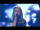 Ellie Goulding - Burn (Lena, Lara) - The Voice Kids 2014 - BATTLE - SAT.1