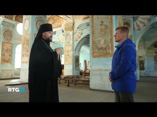 Коневский Рождественский монастырь 2014 (фильм RTG)