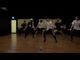 [2015.07.01.] SM Rookies SR15B - 0701(Dance Practice)