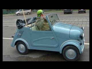 Парад редких автомобилей - 2015