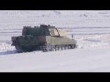 Перспективный Турецкий ОБТ третьего поколения Altay от компании Otokar. Стрельбы и заезды на полигоне.