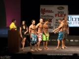 Muscle and Fitness Mens Physique Contest Held at Olympia Weekend 2011 5of5