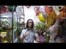 Букет из лилии, альстромерии, статицы и фоникса - sendflowers.by, teleflora.by