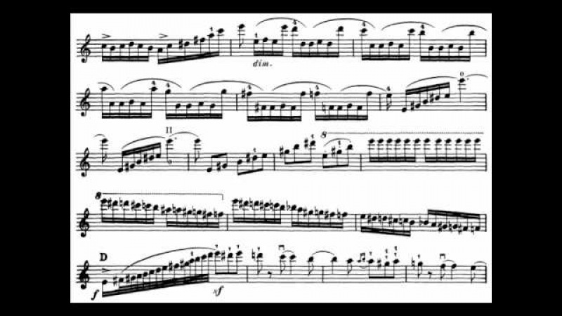 Saint-Saëns, Camille Introduction Rondo Capriccioso op. 28 violin orchestra