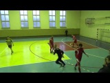 Тернопільська футзальна ліга: Металіст - Креатор-Буд 3:3 (2 тайм)