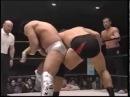 【UWF VS NJPW】nobuhiko takada&yuhi sano VS shiro koshinaka&michiyoshi ohara