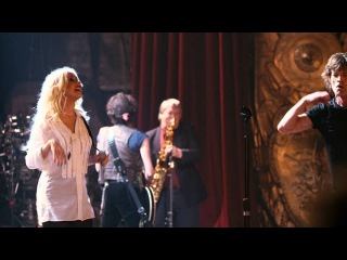 Rolling Stones & Christina Aguilera  - Live With Me / NYC (2006)
