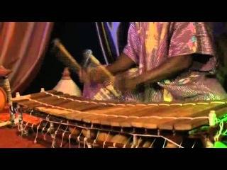 Balafon in Mali from DVD