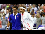 Novak Djokovic vs Roger Federer 2015 US Open Final Highlights