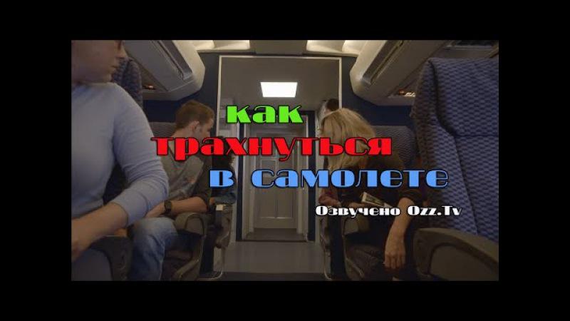 Как правильно трахаться в самолете (озвучено Ozz Tv)
