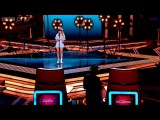 The Voice UK 2013 Leah McFall performs 'I Will Survive' - The Live Quarter-Finals - BBC One